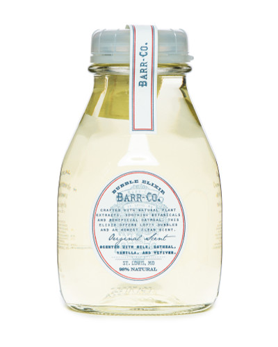 Barr-Co. Bubble Bath Elixir