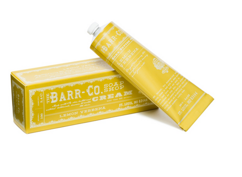 Barr-Co Hand Cream - Lemon Verbena