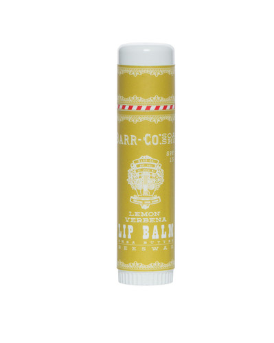 Barr-Co Lip Balm Lemon Verbena