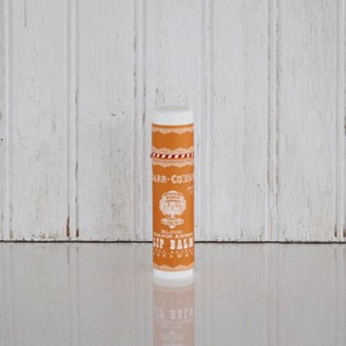Barr-Co. Lip Balm Orange Amber