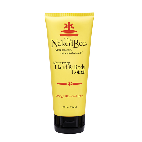Naked Bee Orange Blossom Lotion