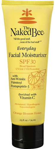 Orange Blossom Vitamin C Facial Moisturizer SPF 30