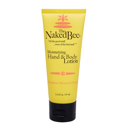 Naked Bee Grapefruit Lotion (2.25oz)