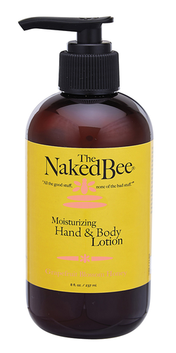 The Naked Bee Grapefruit Honey Lotion 8 oz.