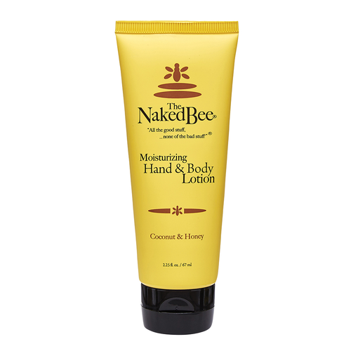 Coconut and Honey Body Lotion The Naked Bee