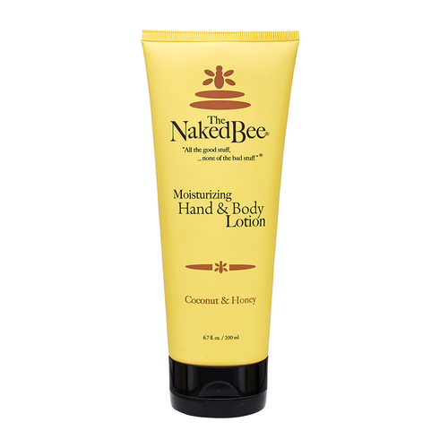 Coconut and Honey Lotion the Naked Bee