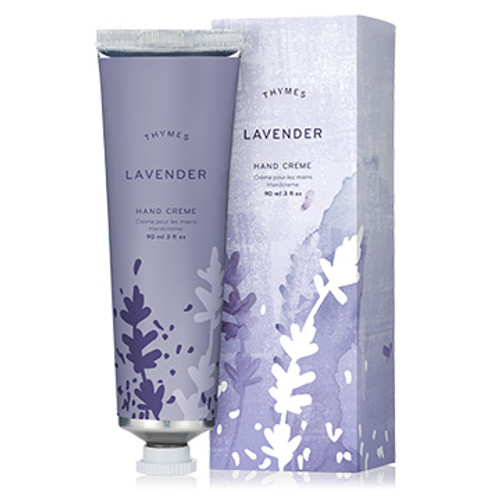 Lavender Hand Cream Thymes