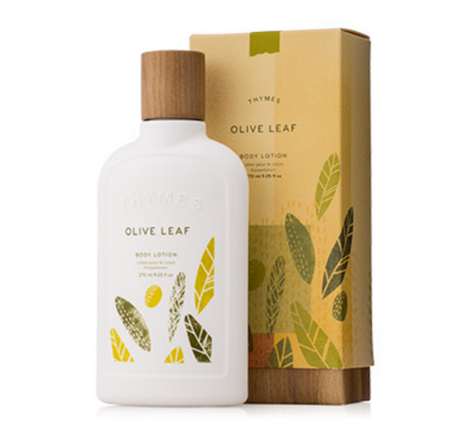 Thymes Body Lotion - Olive