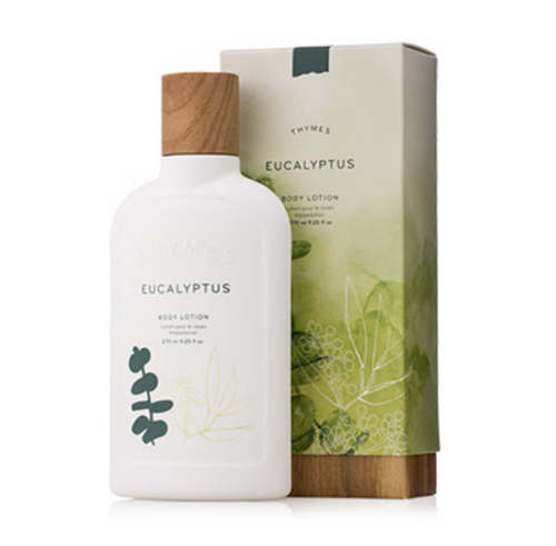 Thymes Body Lotion - Eucalyptus