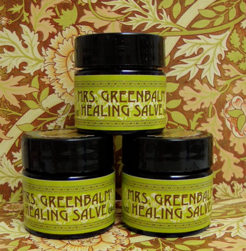 Mrs. Greenbalms - Healing Salve 0.5 oz