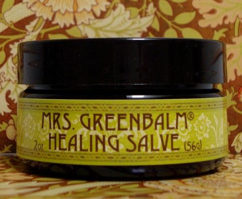 Mrs. Greenbalms - Healing Salve 2oz
