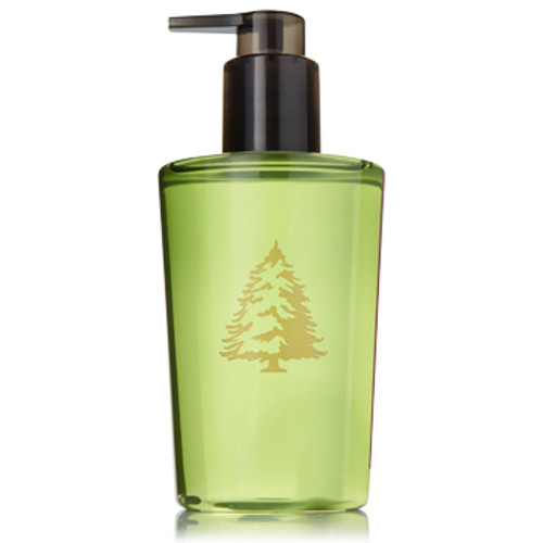 Gentle, glycerin-enhanced lather keeps hands cleansed and moisturized, leaving behind a light touch of the crisp, just-cut forest fragrance of Frasier Fir.