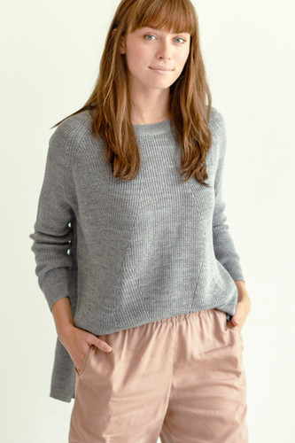 Camden Traveler Sweater - Mer-Sea & Co. - Grey