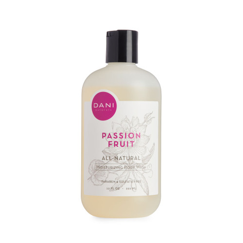 Passion Fruit Body Wash by Dani Naturals