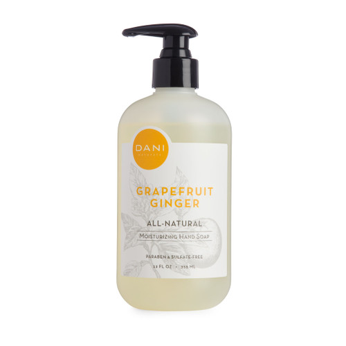 Grapefruit Ginger Hand Wash by DANI Naturals