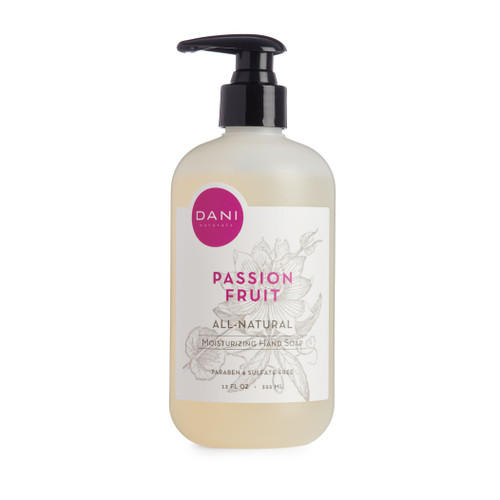 Passion Fruit Hand Wash by DANI Naturals