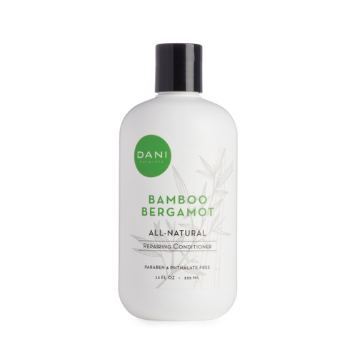 Sulfate Free Bamboo Bergamot Conditioner by DANI Naturals