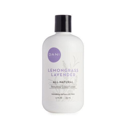 Lemongrass Lavender Sulfate Free Conditioner by DANI Naturals