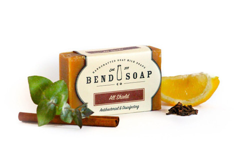 All Shield Goat Milk Soap by Bend Soap Company
