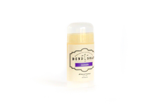 Lavender Natural Deodorant by Bend Soap Co