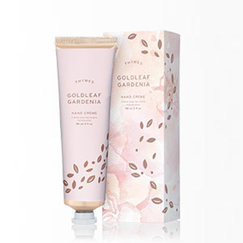 Thymes Hand Cream Goldleaf Gardenia