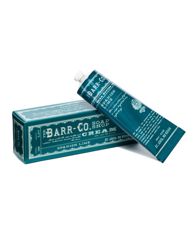 Barr-Co Hand Cream - Spanish Lime