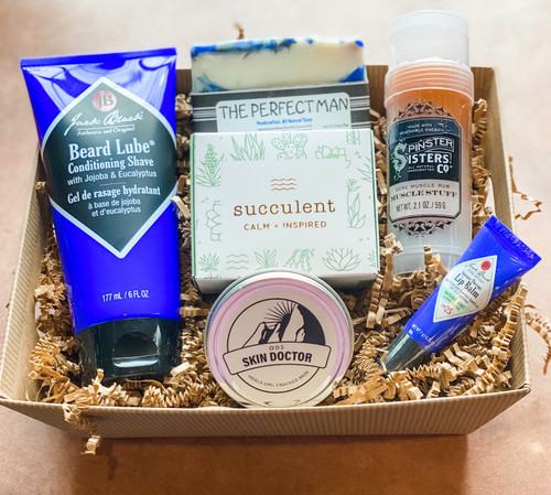 Love Your Man Gift Basket
