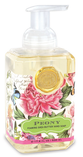 Michel Design Works Peony Foaming Hand Wash
