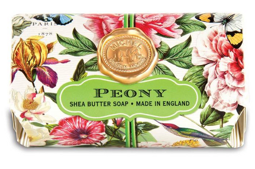 Michel Design Works Bar Soap Peony