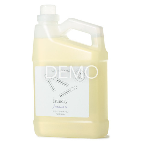[Sample] Laundry Detergent
