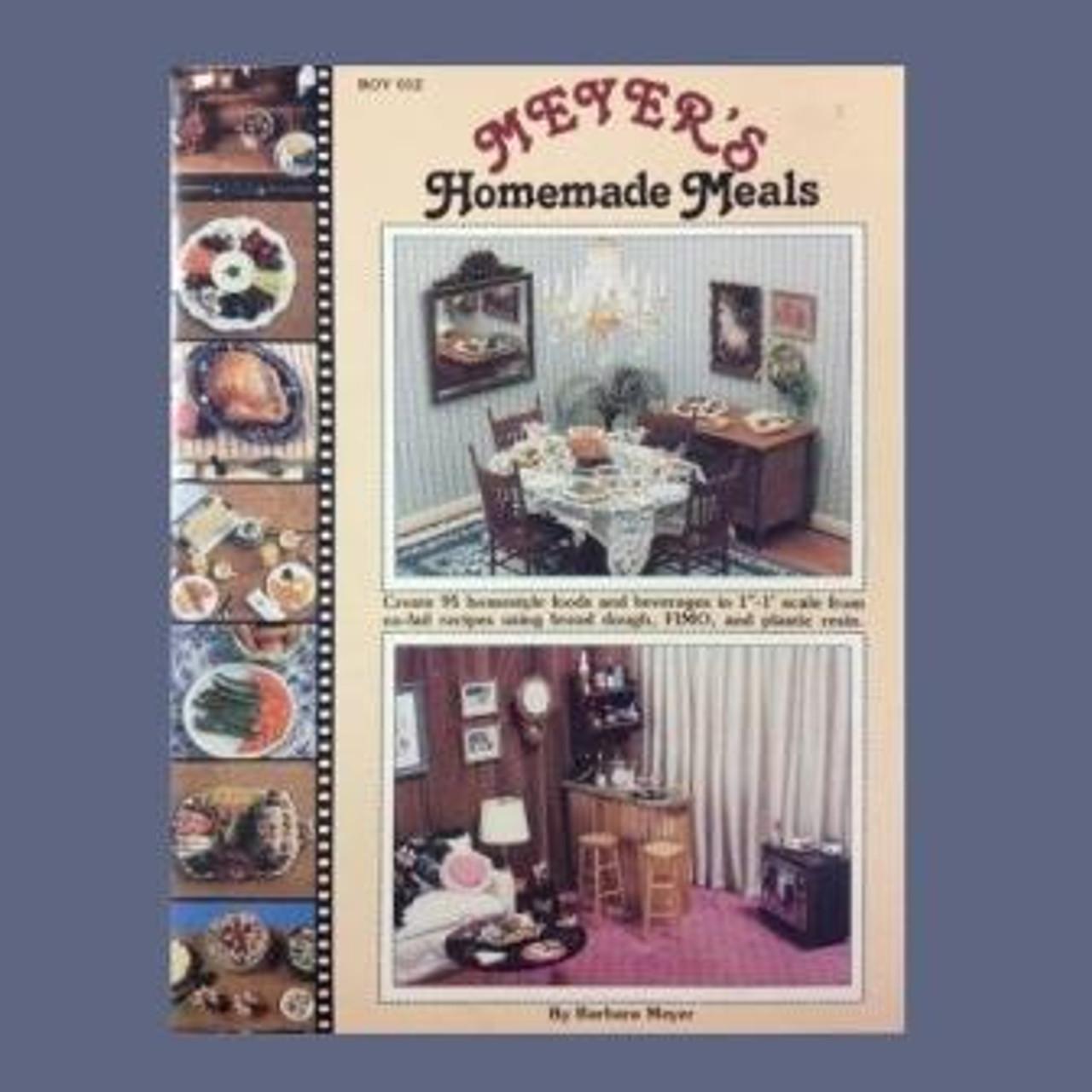 Meyer's Homemade Meals (BOY012)