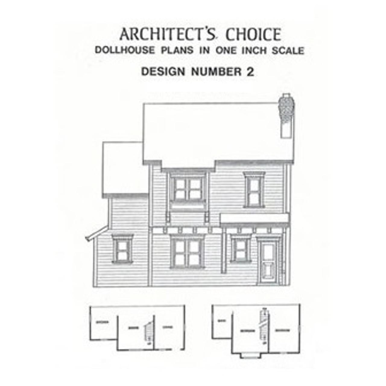 Dollhouse Plan #2