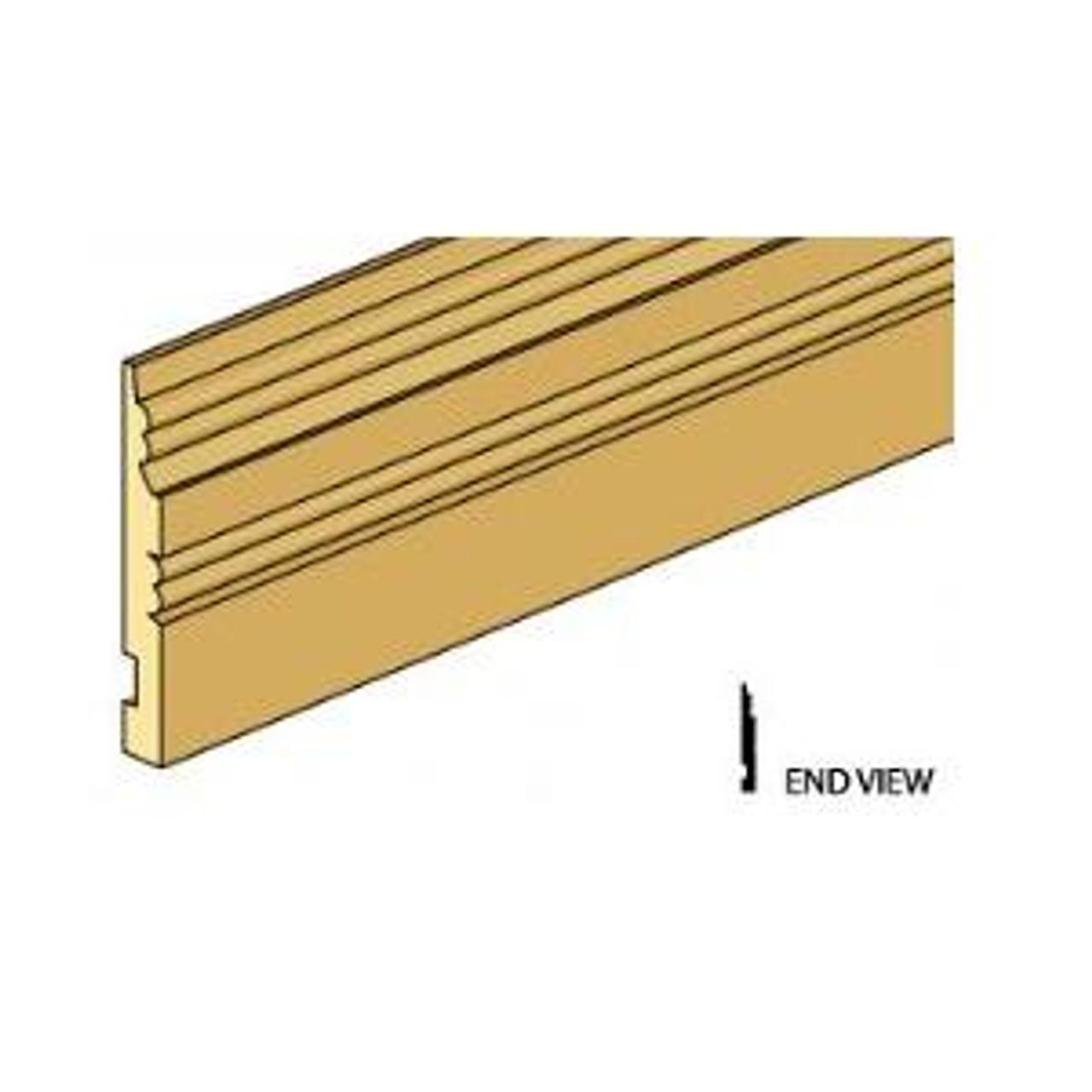 Baseboard (CLA77946) detail illustration