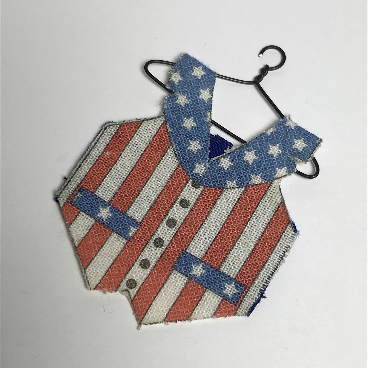 Patriotic Vest (JJR08-1002)