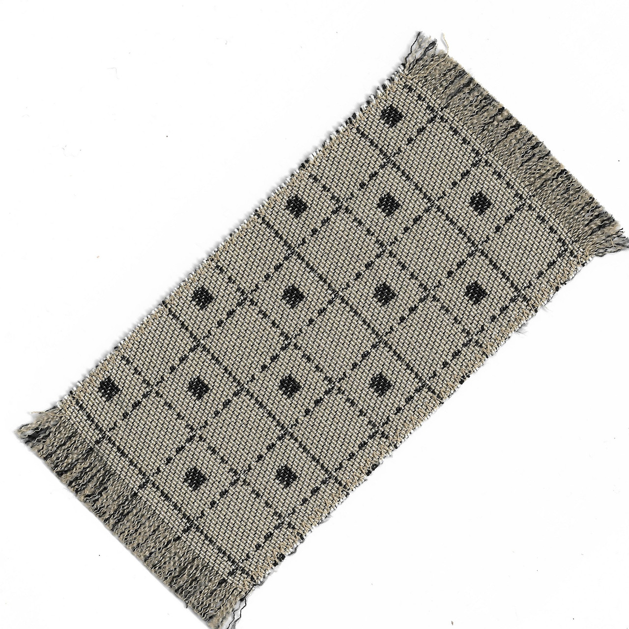 Small Neutral Woven Area Rug (SMSHWRS416M)