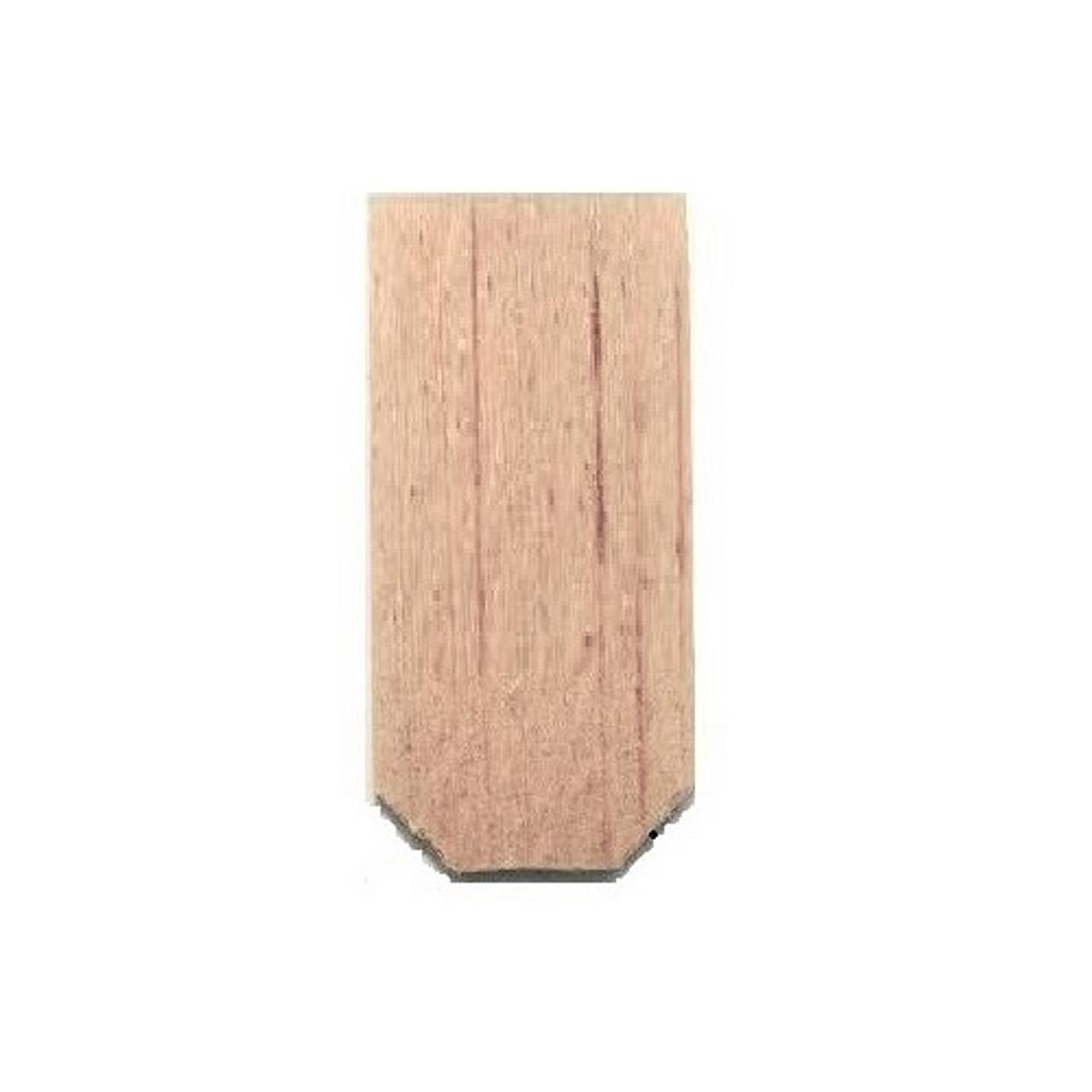 AL63XL - Extra Long Pine Hexagon single shingle shown