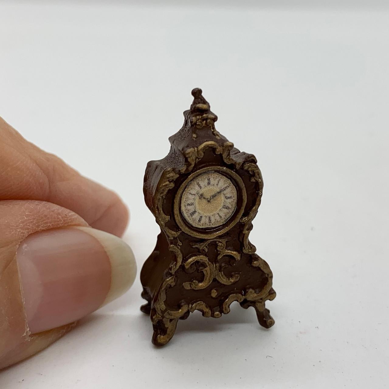 Ornate Mantle Clock (MUL2894C)