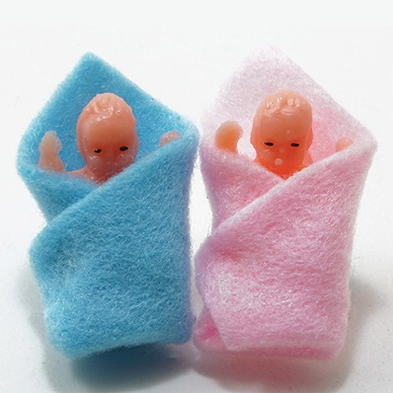 Babies In Blankets, 2pc (IM65006)