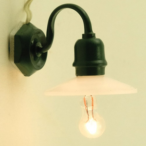 Security Lamp (MH45120) shown lit