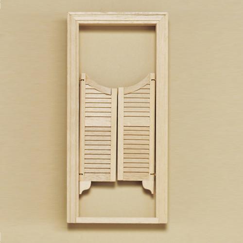 Image of saloon door