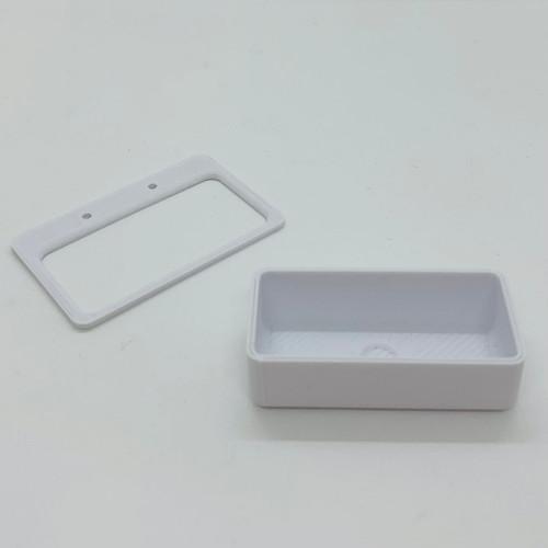 Plastic Kitchen Sink (HW13431); pieces shown separated