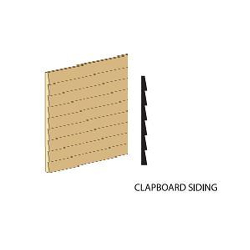 "1/16"" Clapboard (NE378)"