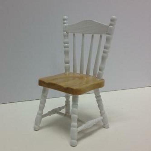 Chair Oak/White (CLA10219)