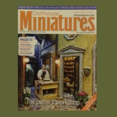 Dollhouse Miniatures #49