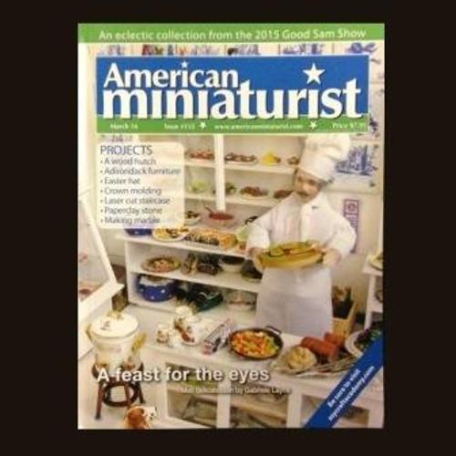 American Miniaturist #155
