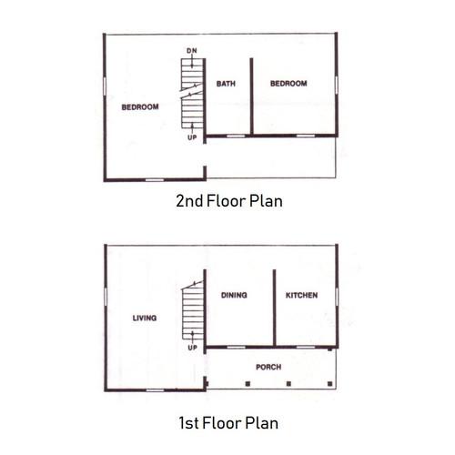 Floor Plan drawings (DHM4376)