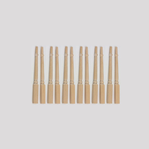 CLA77025 - Balusters, 12 pack