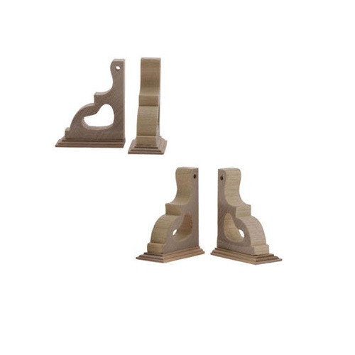 Alternative image of decorative corbel brackets
