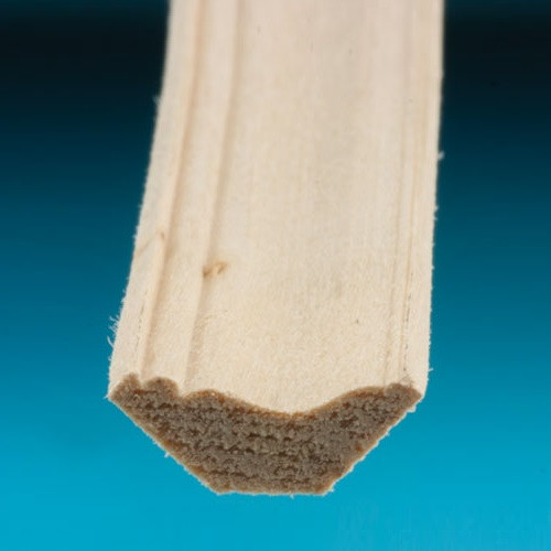 Photograph of section of CLA77047 cornice/crown trim