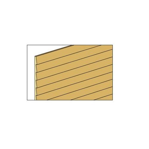 "Northeastern Scale Lumber 3/8"" lap clapboard siding"
